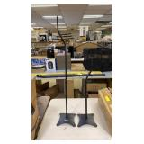MOUNT-IT! Adjustable Speaker Stands