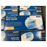 26 Boxes of Face Masks-50 Per Box