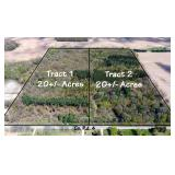 40+/- ACRES- WOODS REAL ESTATE AUCTION