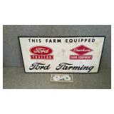 Original Ford tractor ford farming Dearborn farm