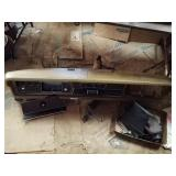 1972 Dodge Dart dash and miscellaneous parts
