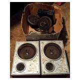 Vintage car audio and more