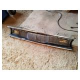 1970 Plymouth Duster Grill no damage