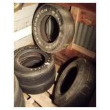 Vintage tires East 6014 Goodyear polyglas GTS