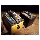2 12v batteries