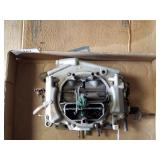 Thermoquad carburetor