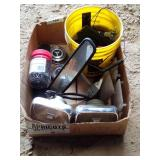 Barracuda marker lights and other miscellaneous