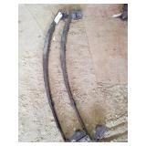 Mopar leaf springs