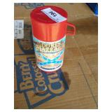 Vintage dukes of hazzard thermos