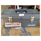 Craftsman sawzall with case and accessories