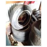 4 vintage Deluxe 78 C78 - 14 tires