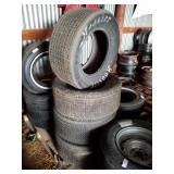4 Hoosier 27.5 /8.0 - 15 tires