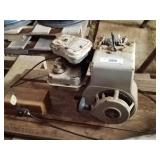 Vintage Briggs & Stratton gas engine