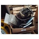 Thermoquad carburetor miscellaneous parts