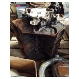 Buick 350 short block core condition unknown