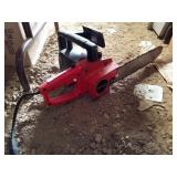 Vintage Craftsman electric chainsaw