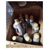 10 qts mobil 15w40 motor oil