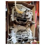 Thermoquad carburetors