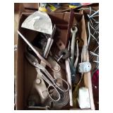 Miscellaneous tools and other items