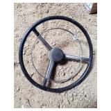 Mopar steering wheel