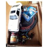 Toys Hot Wheels Redline case micro machines and