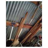 shovel Pitchfork rakes & more
