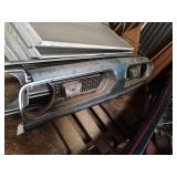 Plymouth Barracuda Grill