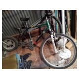 Free Spirit Mountain Bike bicycle for parts