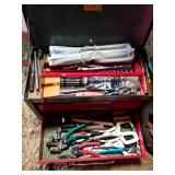 Tool box full of tools Craftsman Vise grip rodac