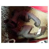 Big block Mopar exhaust manifolds