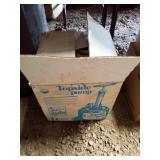 Topside sump pump new in box