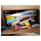Miscellaneous painting supplies