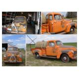 Gering Absolute auction five window chevy