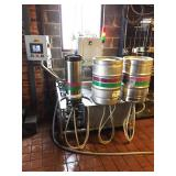 Microbrewery and Filling Equipment - Olde Burnside Brewing Company