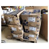 SDR 40 4 in PVC fittings +/- 170 PCS