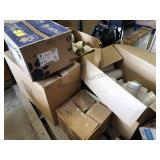 SDR 40 4 in PVC fittings +/- 95
