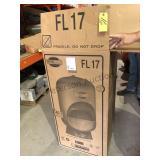 Flexlight FL17 Fiberglass 50gln pressure tank