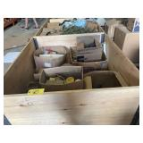 2 Boxes/ Pallets of New/Old stock hardware