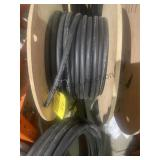 Partial roll 14-3 wire about 75 ft