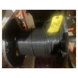 Partial roll #6 THHN wire about 400 ft