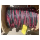 Partial roll 10-3 pump cable about 800ft