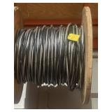 #2 triplex wire about 400 ft