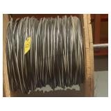 #6 Triplex wire about 700 ft