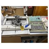 Scott SM-300 etching machine