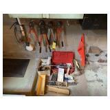 Tools, Pex Crimp, Spackling tools