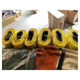 Leather Gloves, Helmet Liners