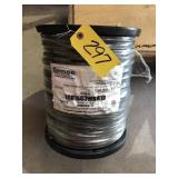 New roll RG6-U 18AWG television cable 1,000 ft