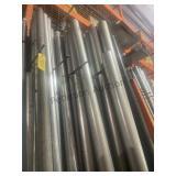 EMT electrical metal tubing +/- 44 PCS