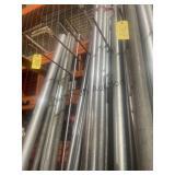EMT electrical metal tubing +/- 55 PCS