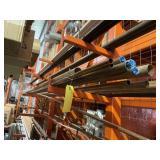Copper pipe various sizes +/- 18 PCS